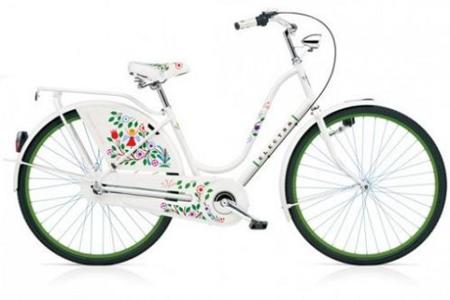 Bicicleta Electra Amsterdam Tree of Life