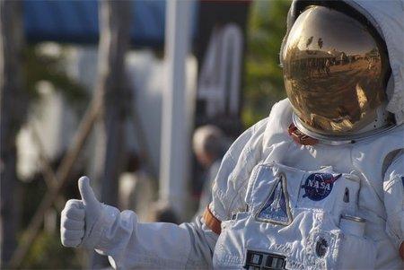 Los astronautas deberán saber cocinar