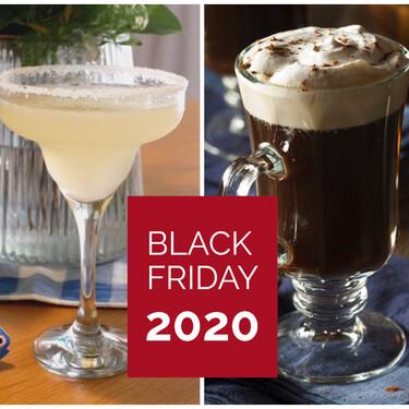 Nueve destilados de oferta en Amazon por el Black Friday y seis cócteles para aprovecharlos al máximo en Navidad