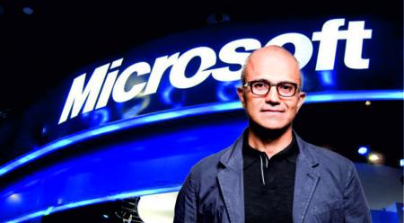 Satya Nadella, presidente de Microsoft, visitará Colombia