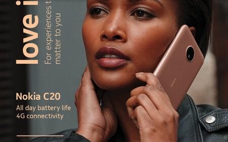 Nokia C10 y Nokia C20: dos líneas básicas con Android 11 Go Edition y un precio muy reducido