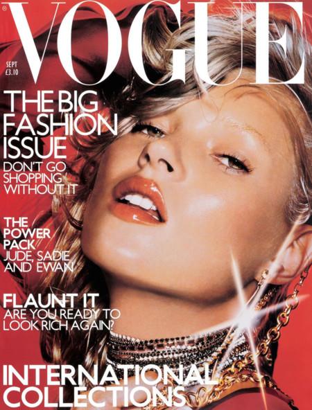 Vogue UK, septiembre de 2000