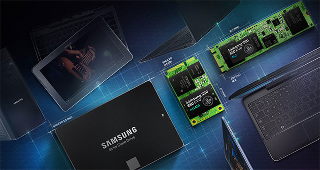Samsung Ssd Formato