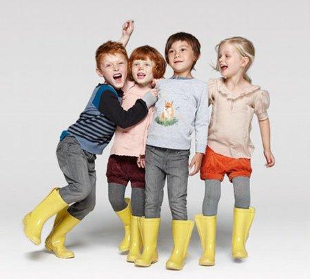 Avance de la Colección Stella McCartney Kids: primeras fotos de su moda infantil