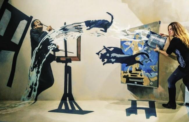 En el museo de las ilusiones la diversión está garantizada para toda la familia por solo 5 euros
