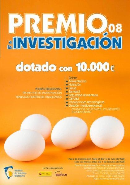 10 de octubre, día Mundial del huevo 2008