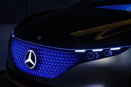 Mercedes Benz Eqs 2019 007