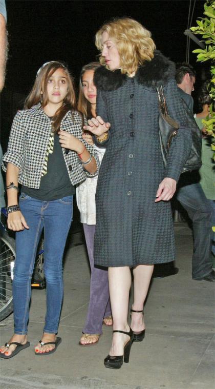 Pero ¿cuántos años tiene la hija de Madonna?