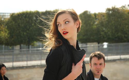 Foto de Karlie Kloss, del ballet a la pasarela (15/18)