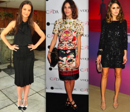 Las celebrities apuestan por los T-Strap Heels
