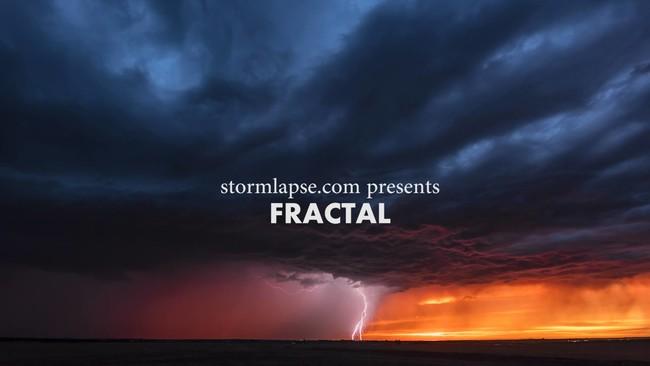 Seis años persiguiendo tormentas tienen como resultado este hermoso 'storm-lapse'