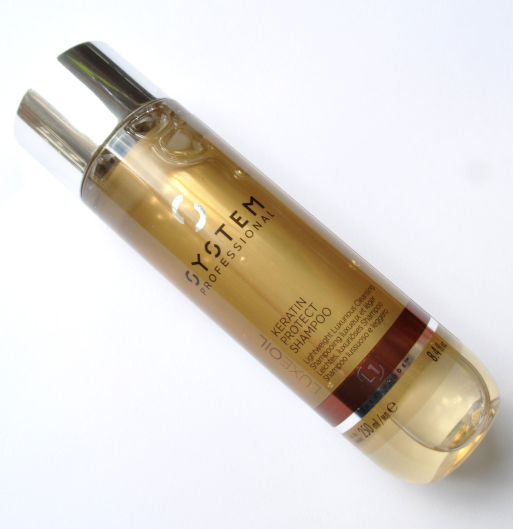 ¿Quieres cuidar tu pelo de verdad?: probamos el champú protector con Keratina de System Professional