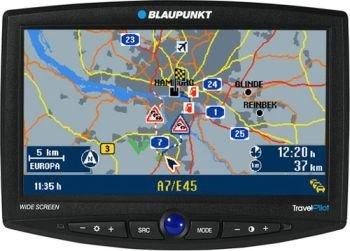 Blaukpunt TravelPilot DX-V, para no perderse en ninguna situación