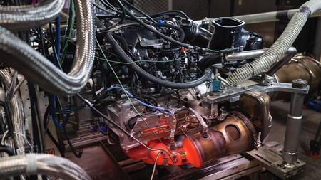 Porsche 911 Gt3 Motor