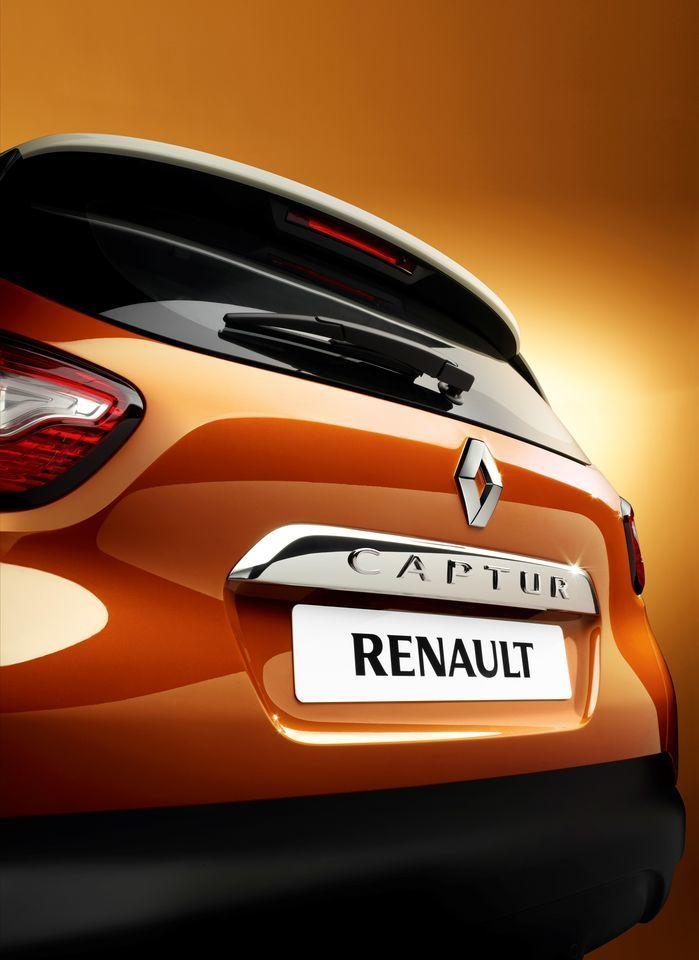 Foto de Renault Captur (1/16)