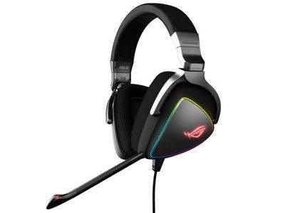 Los ROG Delta son los nuevos auriculares de Asus que llegan con conector USB Type-C y 4 DACs integrados