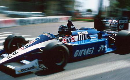 Ligier JS27 Montecarlo