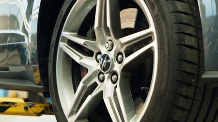 Ford crea una tuerca única en 3D para evitar el robo de ruedas... ¡a partir de la voz del conductor!