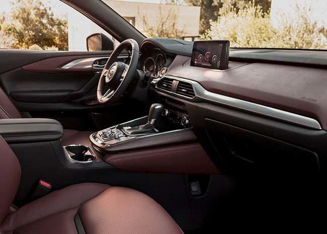 Foto de Mazda CX-9 (13/16)