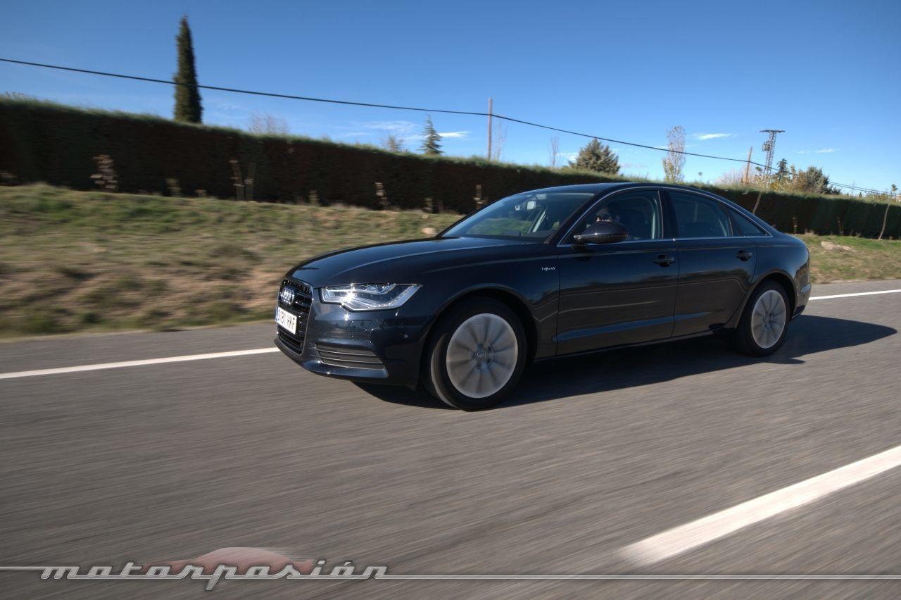 Foto de Audi A6 hybrid (prueba) (37/120)