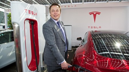 Tesla gigafactoria texas