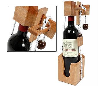 Abre el vino… si puedes