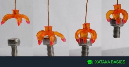Qué es la impresión 4D, qué materiales se usan y para qué puede servir