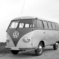 Foto 15 de 19 de la galería volkswagen-t1-typ2 en Motorpasión
