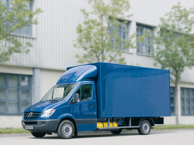 Mercedes-Benz Sprinter Eco-Gas