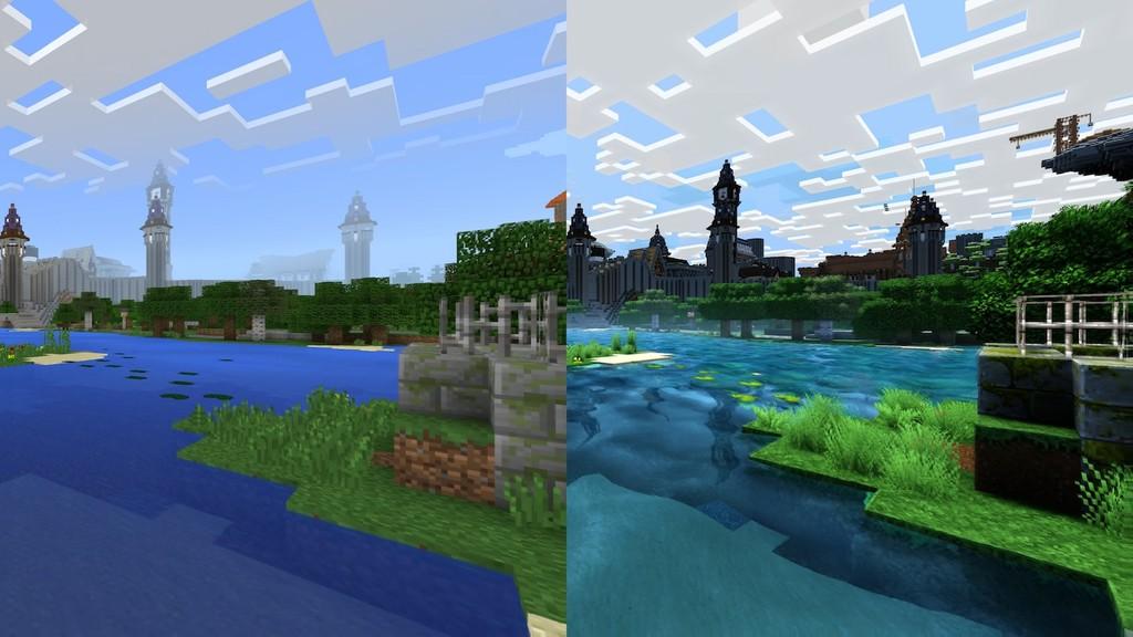 Minecraft 4k 4