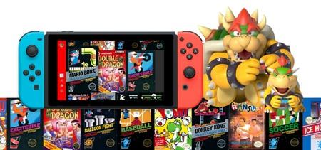 Estos serán los primeros 20 juegos de NES que incluirá Nintendo Switch Online junto con los que llegarán más adelante