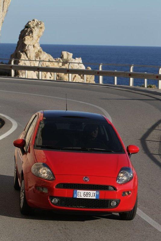 Foto de Fiat Punto 2012 (46/48)