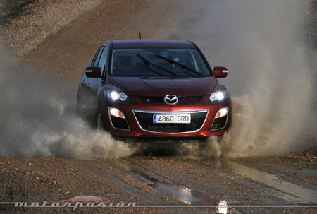 El Mazda CX-7 ya no se fabrica