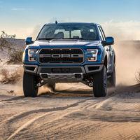 Ford ya trabaja en una hipotética versión de altas prestaciones de la F-150 Raptor, ¡con motor V8!