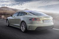 Rinspeed XchangE concept, un Tesla Model S autónomo para Ginebra