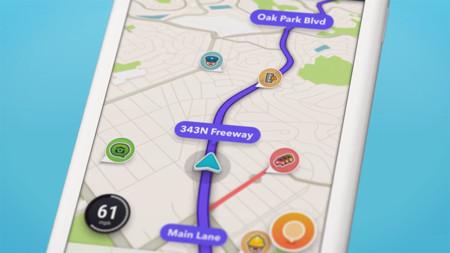 Waze para Android presenta su renovación total con el nuevo diseño de su versión 4.0