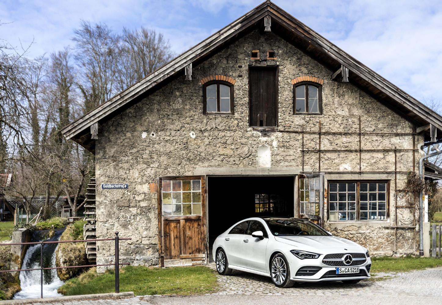 Foto de Mercedes-Benz CLA Coupé 2019, toma de contacto (97/248)