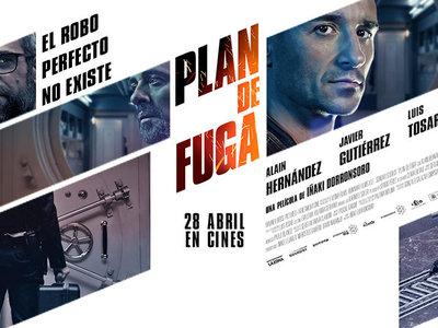 'Plan de fuga', cumple pero no esperes el nuevo gran thriller español