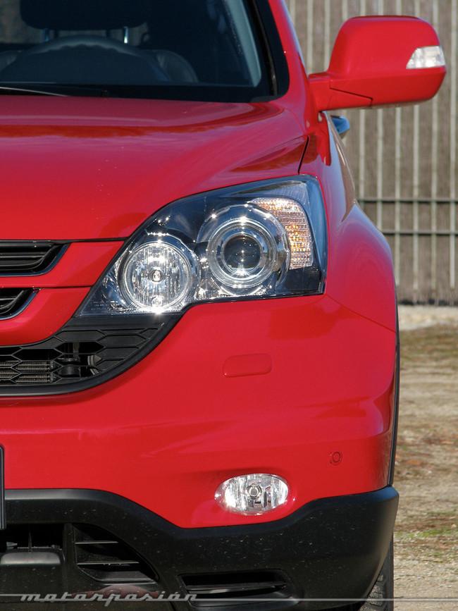 Foto de Honda CR-V (presentación) (24/45)