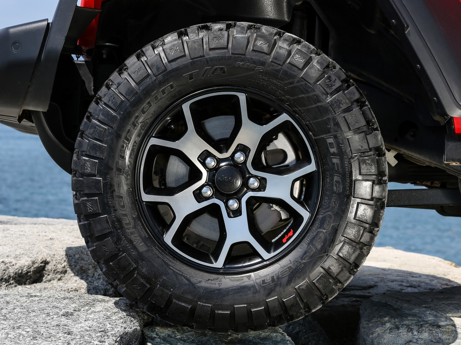 Jeep Wrangler interiores y detalles