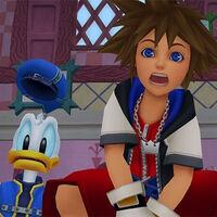 Cómo Kingdom Hearts nos engañó al hacernos creer que tenía iluminación dinámica cuando en realidad era un truco de trileros
