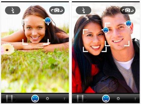 HappyShutter, tomando Fotografías de forma automática cuando sonrías