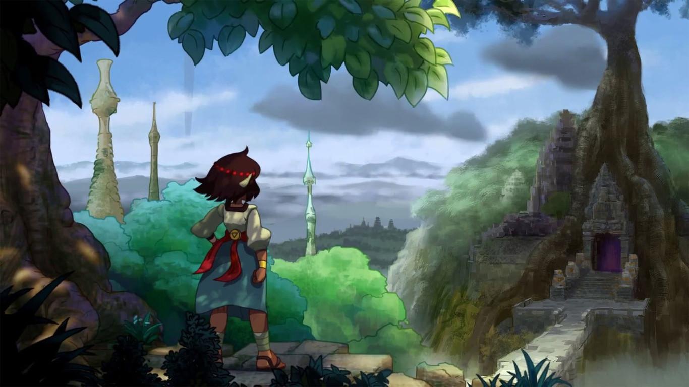 Análisis de Indivisible, una combinación de géneros de lo más curiosa que da como resultado un RPG majestuoso...