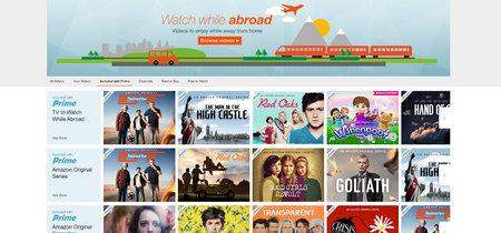 Amazon Prime Video se acerca a España: ya puedes utilizar la versión estadounidense sin VPN