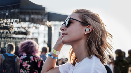 Auriculares Here: ya puedes controlar desde el móvil el volumen del mundo que te rodea