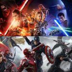 Disney promete películas de Star Wars y Marvel hasta el fin de los días (¿crossover a la vista?)