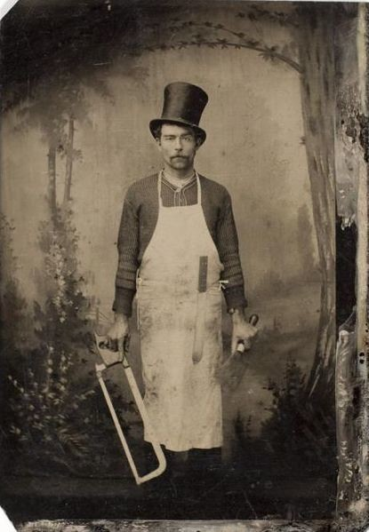 Butcher Late 19th Century