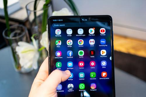 Samsung cancela el evento de lanzamiento del Galaxy Fold en España y China tras los problemas con su pantalla