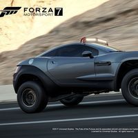 Ya es posible manejar los coches de The Fate of the Furious… si tienes Forza Motorsport 7