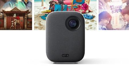 Xiaomi Mi Home Projector Lite, un atractivo y diminuto proyector Full HD de sólo 320 dólares